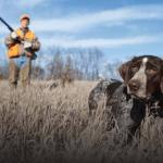 Hunting-post